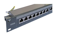 EZZ Cat. 6A Patch Panels