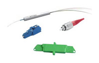 Connectivity - PLC splitters, FBTs, WDMs, attenuators, connectors, adapters